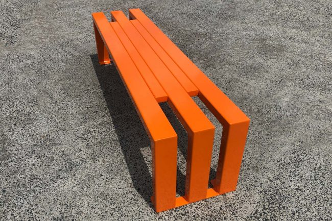 HM3105 Powdercoated Orange X15