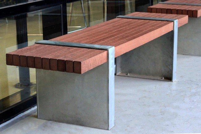 TM4504 (Enviroslat battens, galvanised frame)