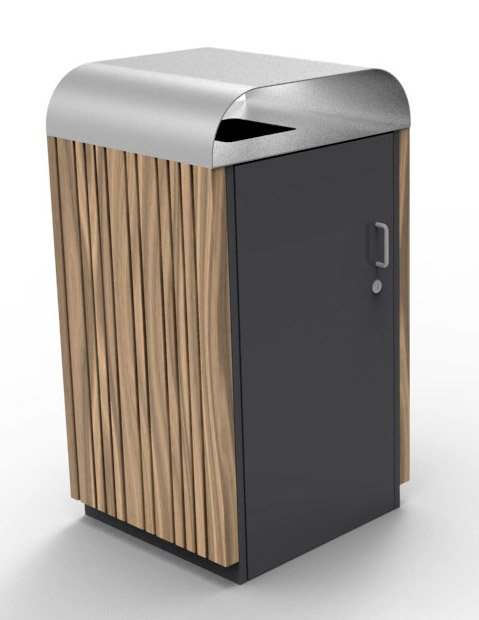 LR6532 Manhattan Bin Enclosure