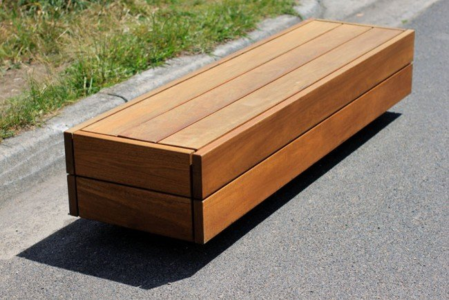TM4530 (Australian hardwood timber)