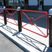 Circle Pedestrian Barrier