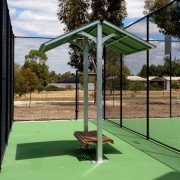 Tennis Court Shelter