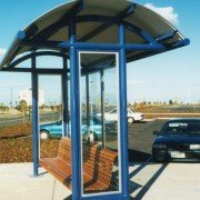 Olympic Bus Shelter