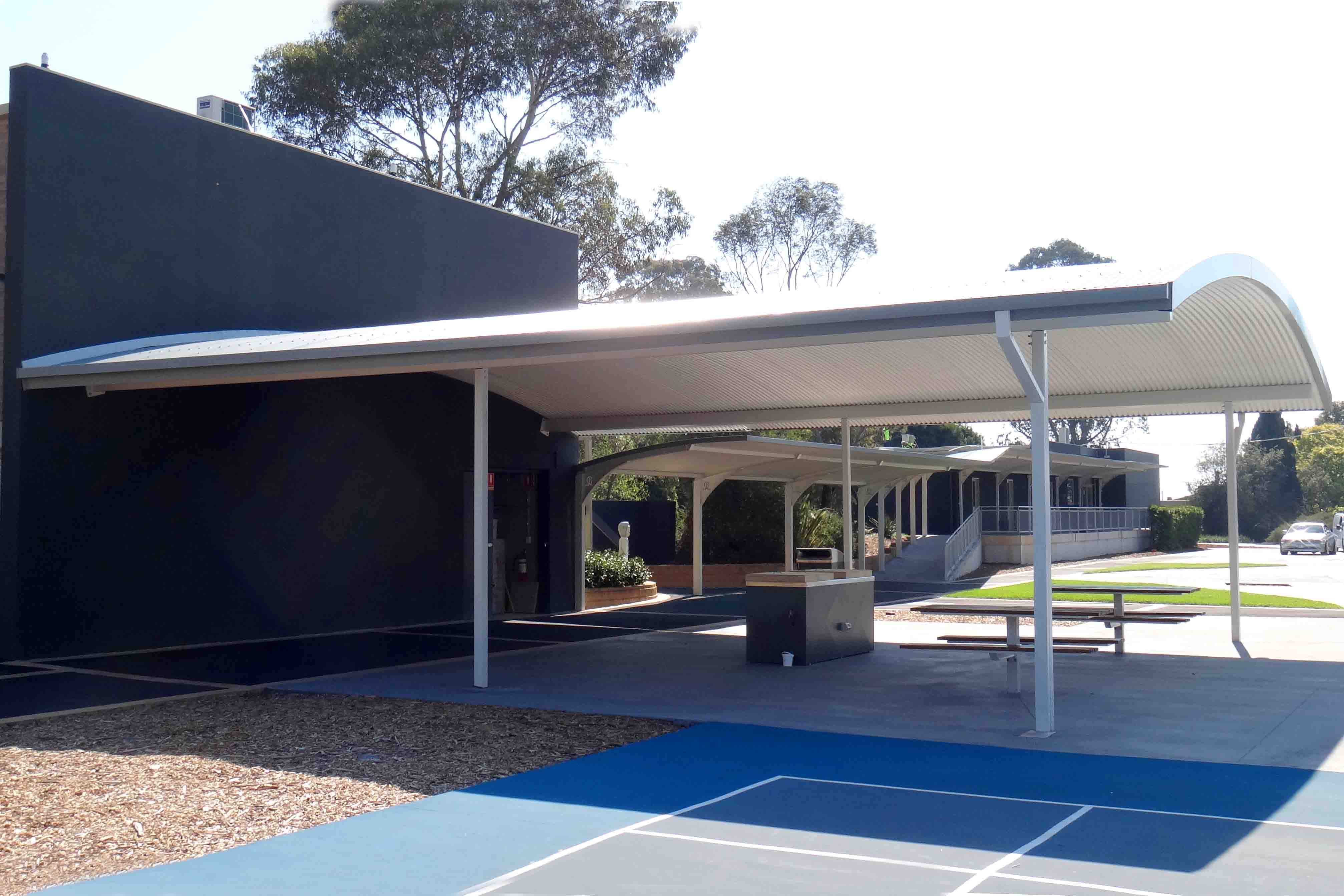 Quad Shelter Commercial Systems Australia