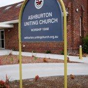 Ashburton Directory Board