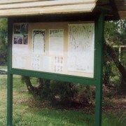 Bush Directory Board