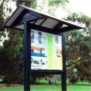 Park Directory Board
