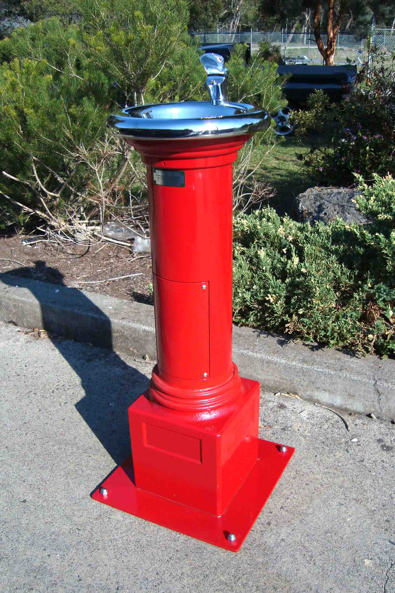 Heritage Drinking Fountain - Commercial Systems Australia