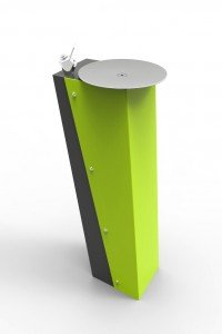 DF5100 Vivid Drinking Fountain (Powdercoated)