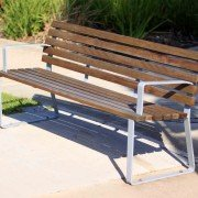 Nepean Seat - Steel Frame