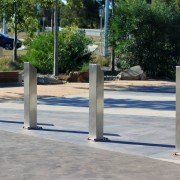 Triangular Bollard