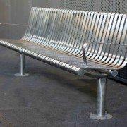 Steel Slat Seat