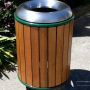Cairns Litter Receptacle