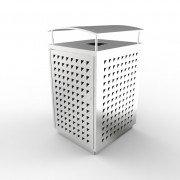 240 Litre Perforated Bin Enclosure