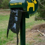 Doggie Bag Dispenser