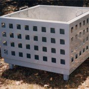 Perforated Planter