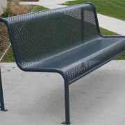 Perforated Seat