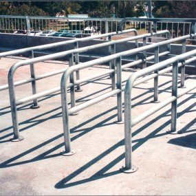 Custom Trolley Bays