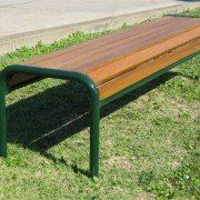 Tubular End Bench