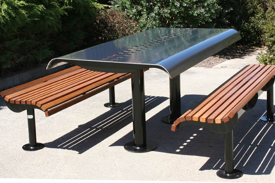 Albert Park Bench
