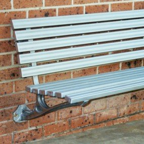 Wyndham Wall Mounted Seat