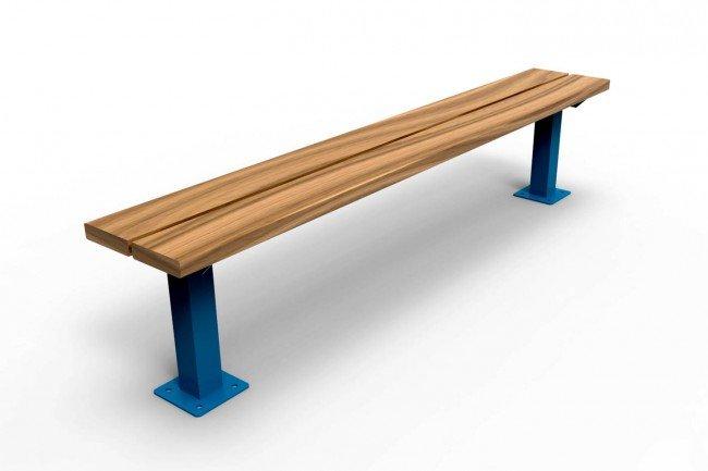 TM4394 (Australian hardwood timber, powdercoated frame)