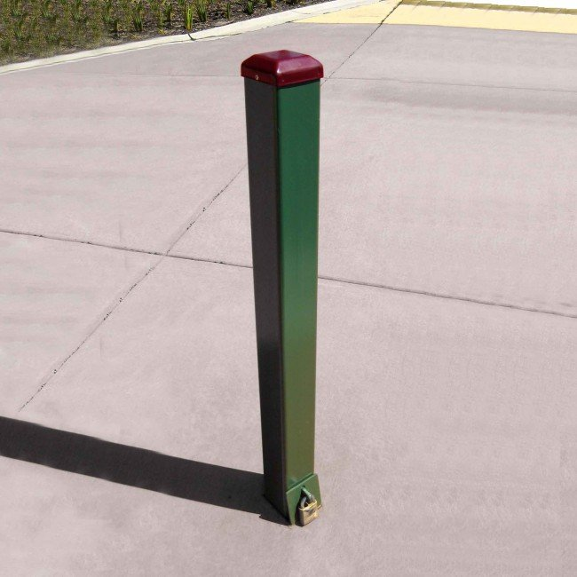 SB2085 Glen Eira Bollard (Powdercoated)