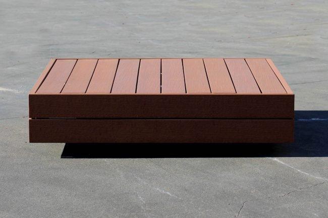 TM4529 (Enviroslat battens, galvanised frame)
