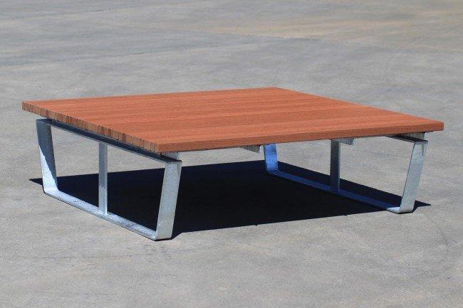 TM4514 (Enviroslat battens, galvanised frame)