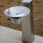 Plaza Drinking Fountain