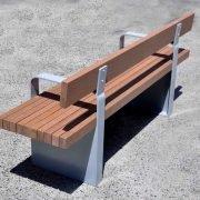 Urbania Seat with Arms