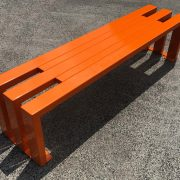 Cyclist Bench